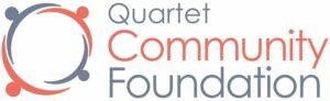 Quartet Community Foundation logo