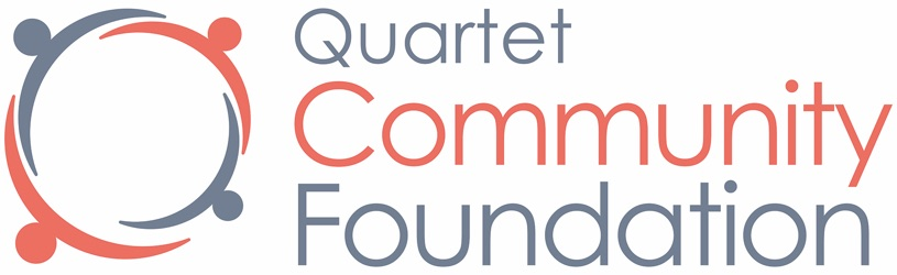 Quartet Community Foundation logo