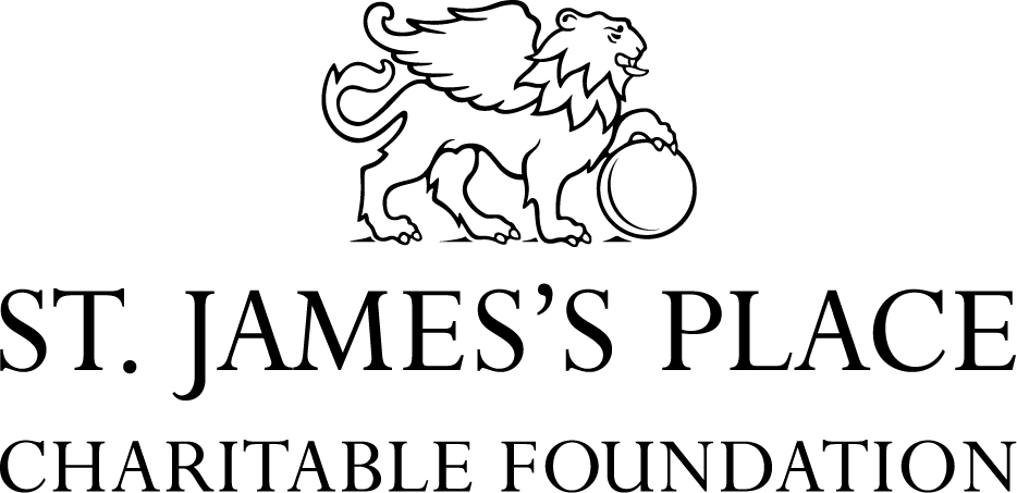 Saint James Place Charitable Foundation_Black
