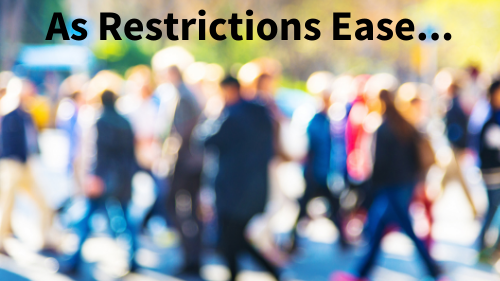 As Restrictions Ease (3)